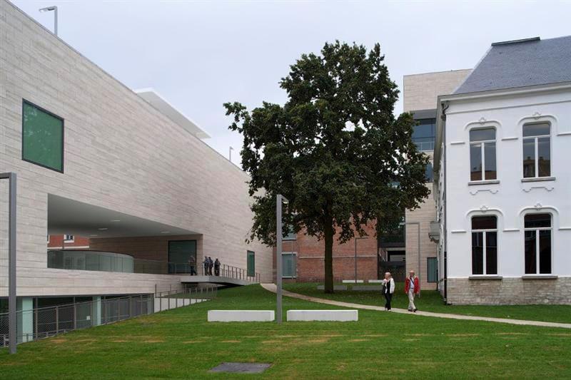 Leuven Belgica - M Museum Leuven - foto da fanpage oficial no Facebook
