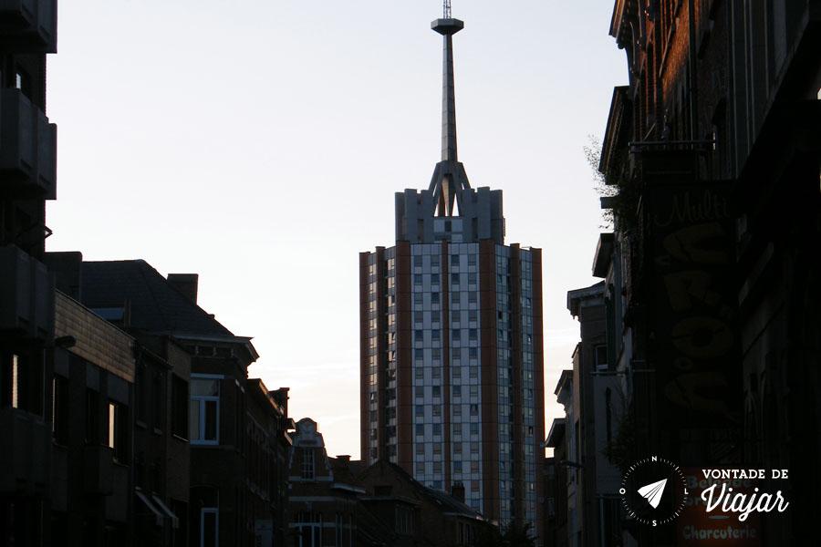 Leuven Belgica - Ruas de Leuven