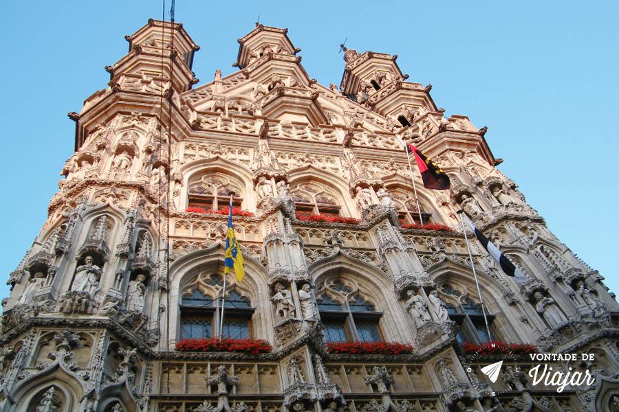Leuven Belgica - Town Hall