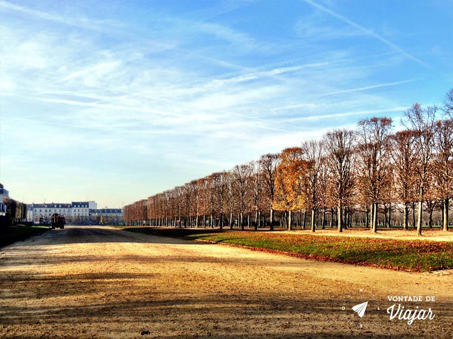 Palacios nos arredores de Paris - em St Germain en Laye