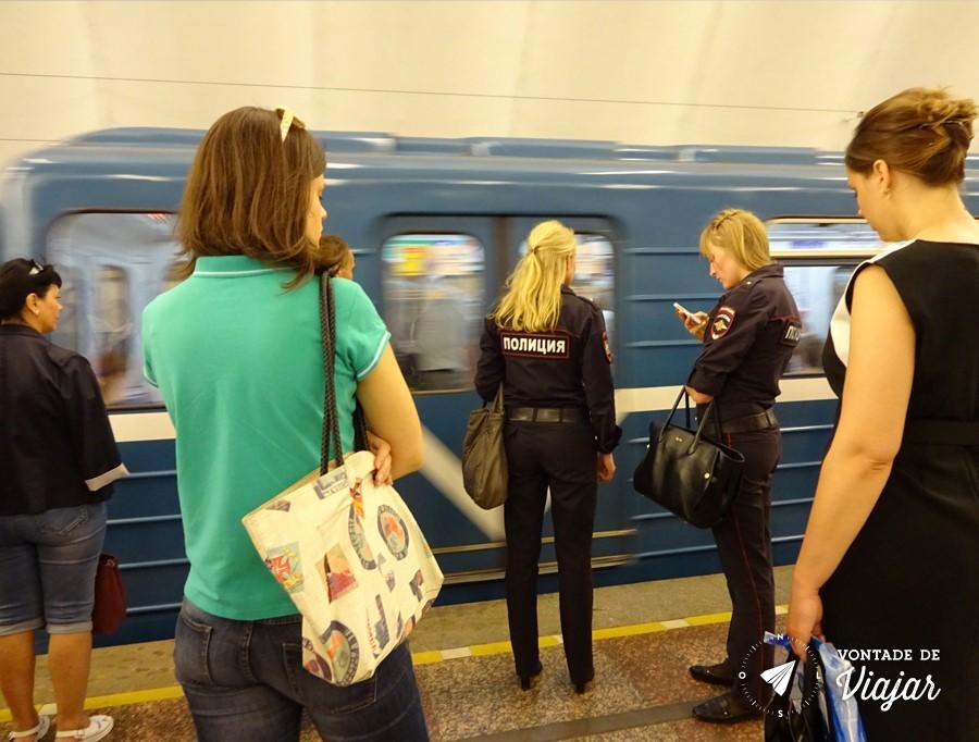 Dicas para viajar pela Rússia - policia russa