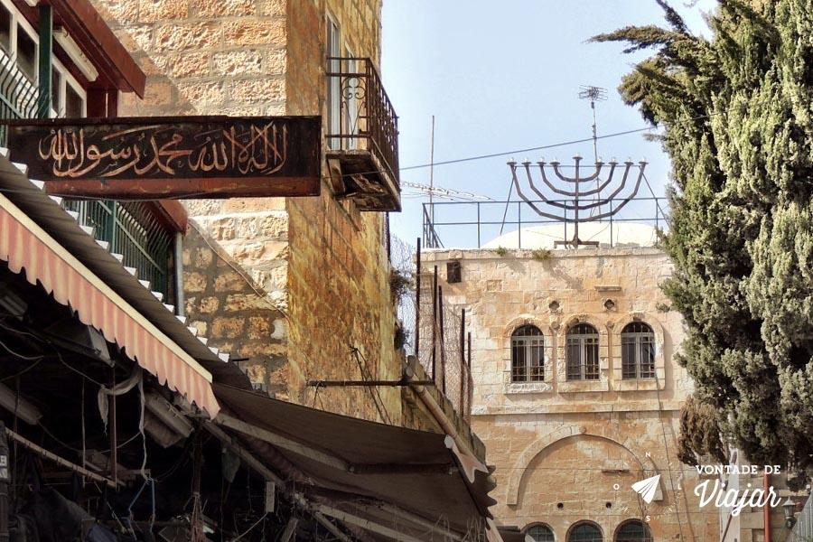 Israel - Via Dolorosa Jerusalem