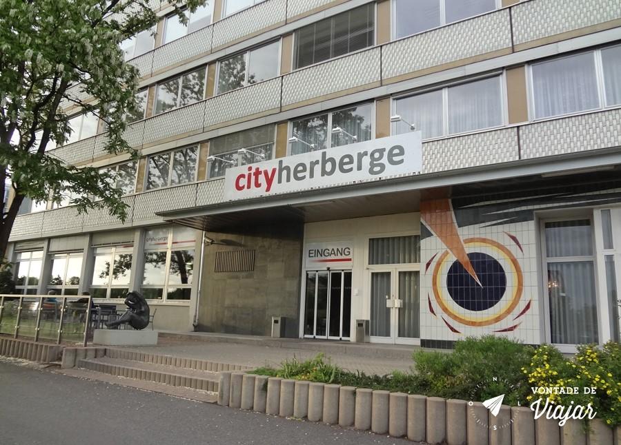 Onde ficar em Dresden - Cityherberge no Grosser Garten perto da prefeitura
