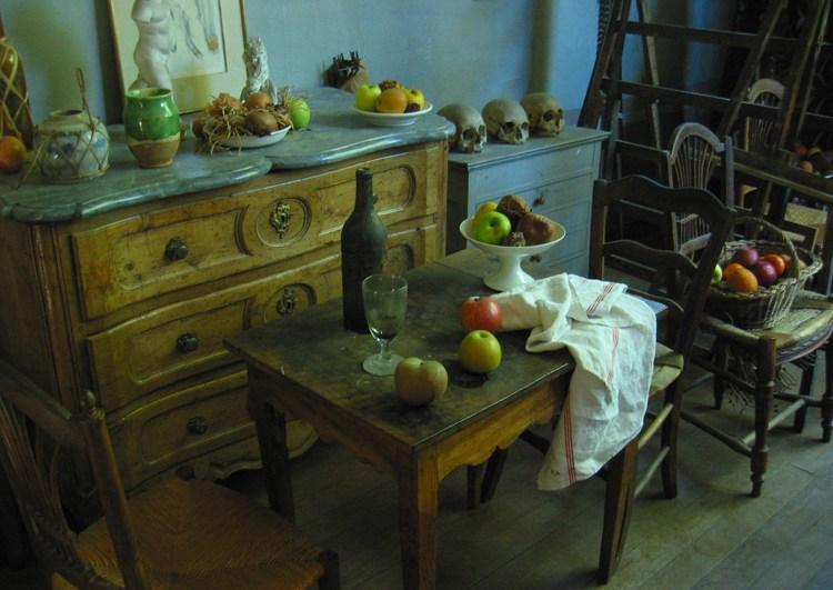 Atelier em Les Lauves - foto: Steve Wilde