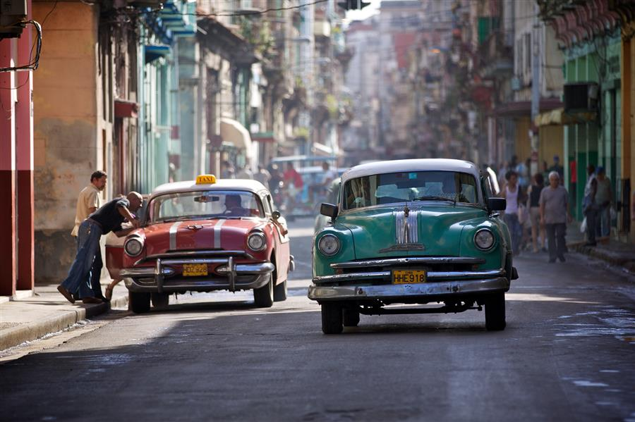 Havana Cuba - Foto Bas Boerman