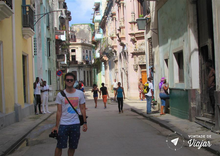 Havana Cuba - Havana Vieja - foto do blog Vontade de Viajar