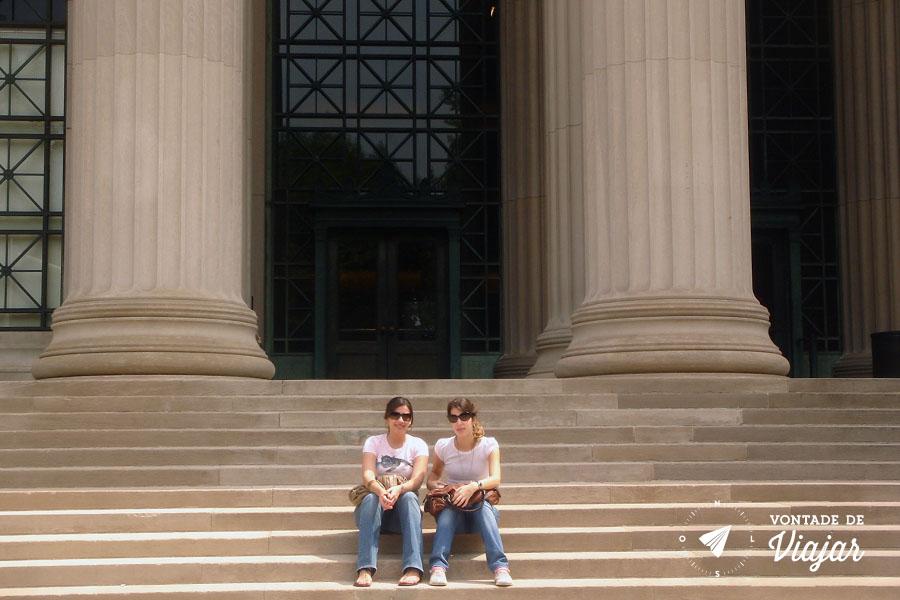EUA - O que fazer em Boston - Escadaria do MIT