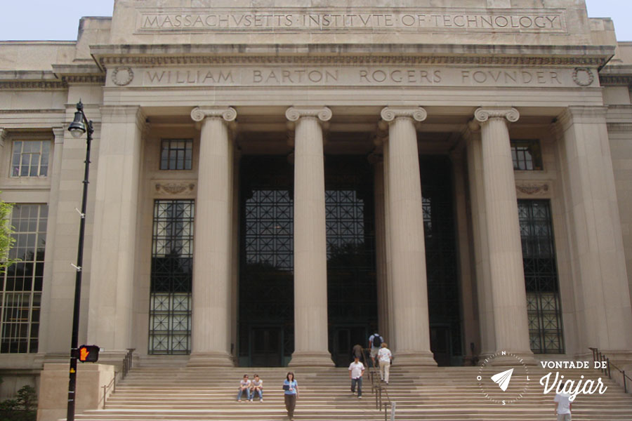 EUA - O que fazer em Boston - MIT Massachusetts Institute of Technology