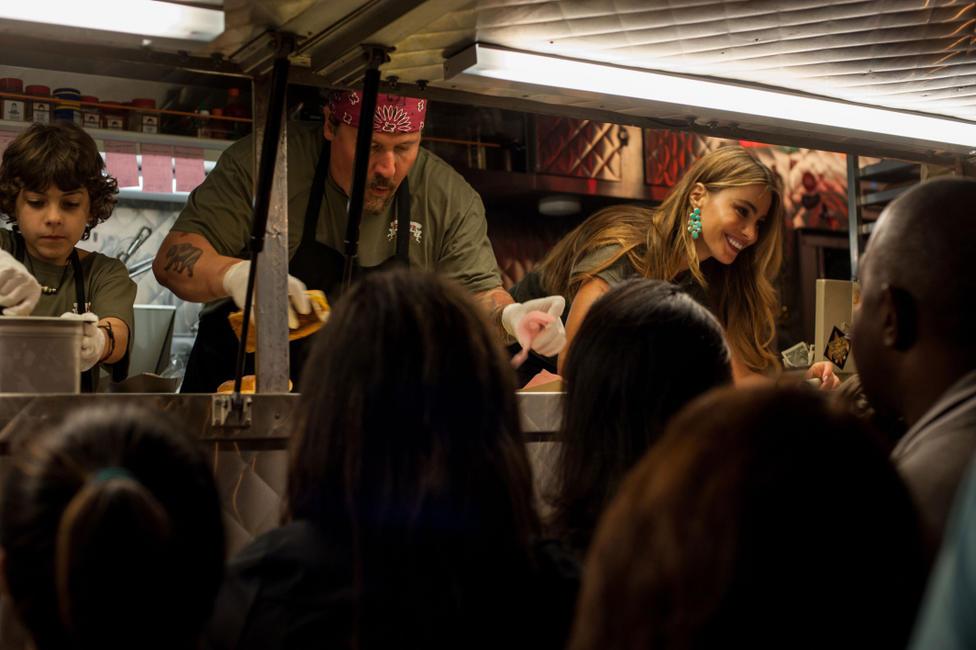Miami - Filme Chef - Food Truck de sanduiches cubanos