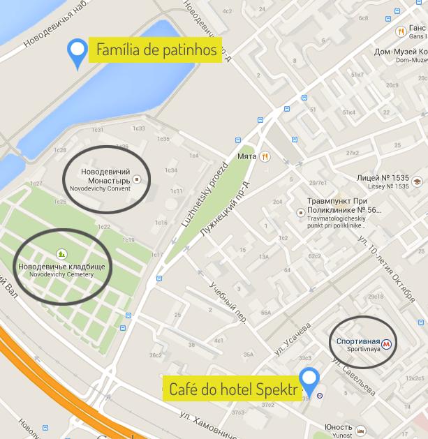 mapa-novodevichy-moscou-russia