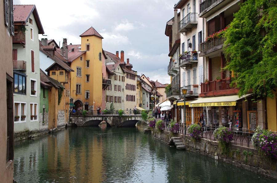 Annecy Franca - foto de Daniel Jolivet