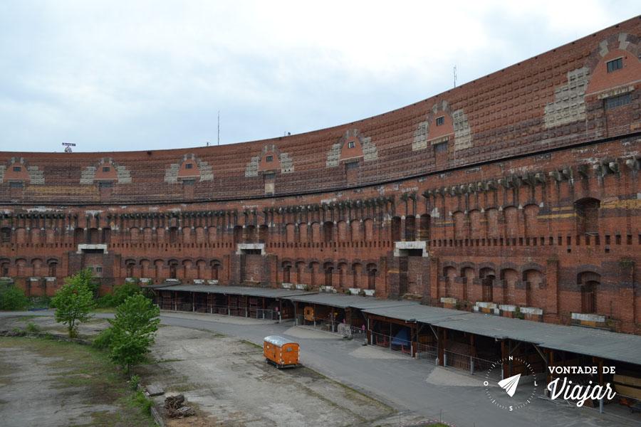 Centro de Documentacao de Nuremberg - Arena