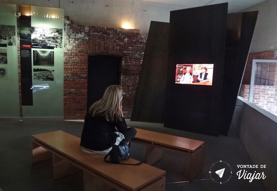 Centro de Documentacao de Nuremberg - Videos com depoimentos