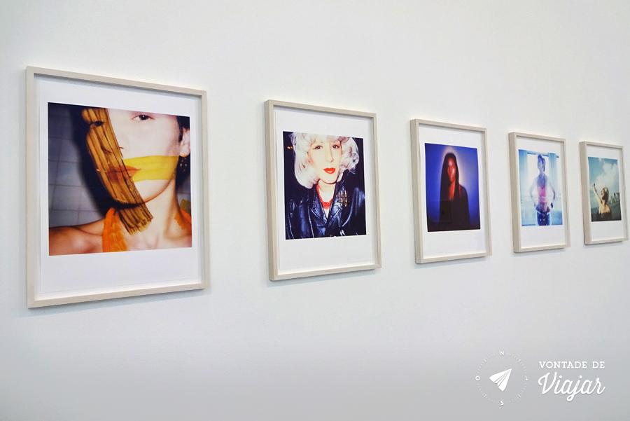Dundee Escocia - Exposicao Maripol no Dundee Contemporary Arts