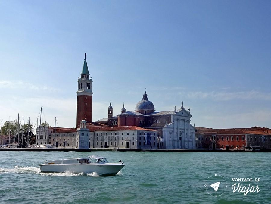 Ilhas de Veneza - Tour de barco das ilhas de Veneza