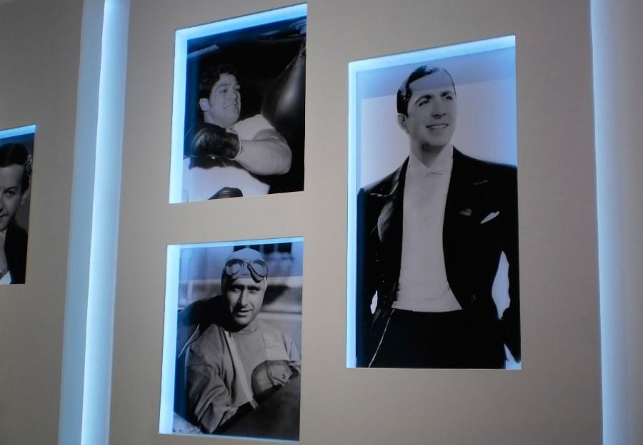 Casa Rosada - Galeria de idolos populares