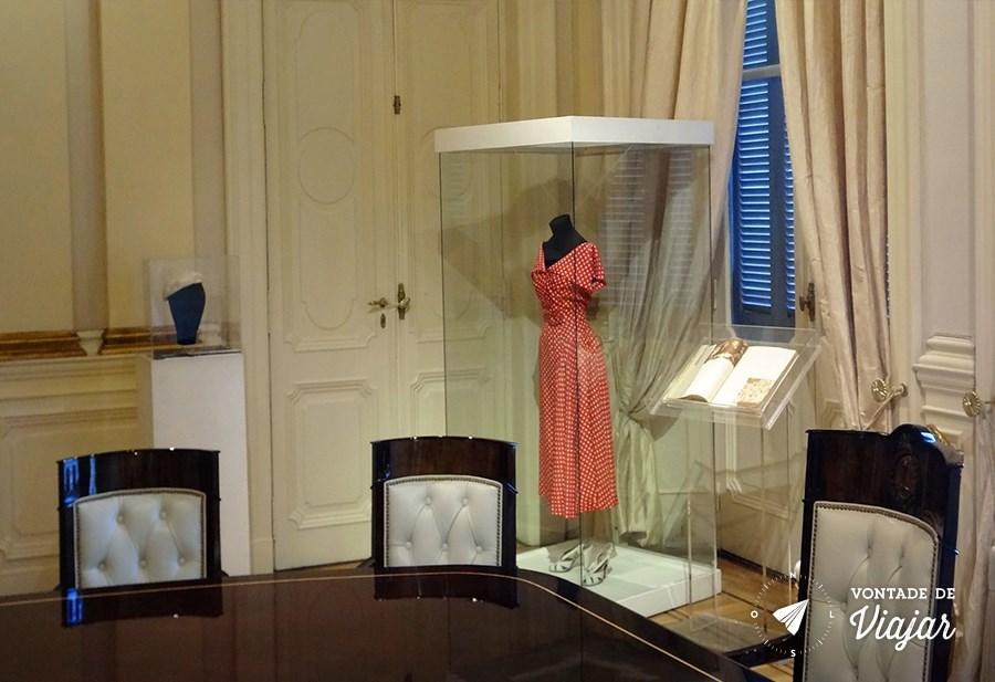 Casa Rosada - Vestido de Evita Peron
