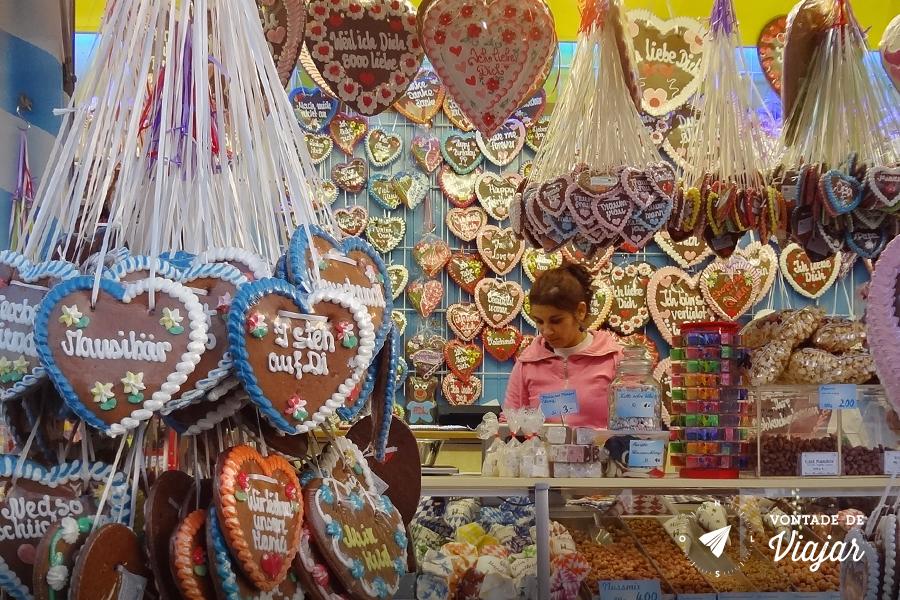 Festival de primavera na Alemanha - Biscoito de coracao - foto do blog Vontade de Viajar