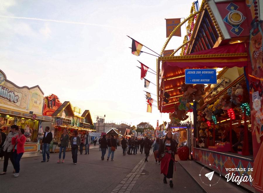 Festival de primavera na Alemanha - Festival de Nuremberg - foto do blog Vontade de Viajar