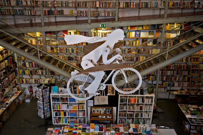Livrarias do mundo - Ler Devagar Lisboa
