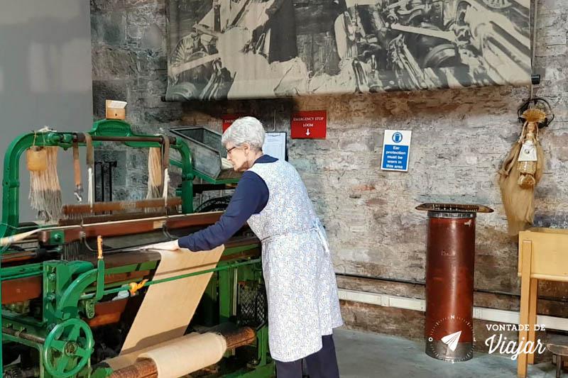 O que fazer em Dundee Escocia - Verdant Works Museu da Juta