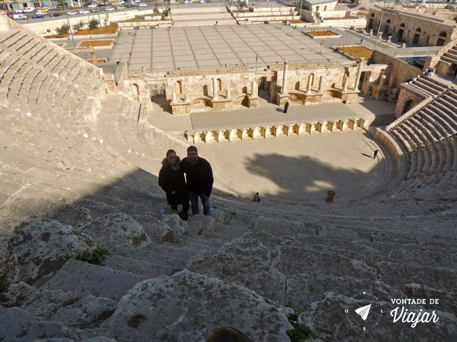 Ama Jordania - Anfiteatro Romano