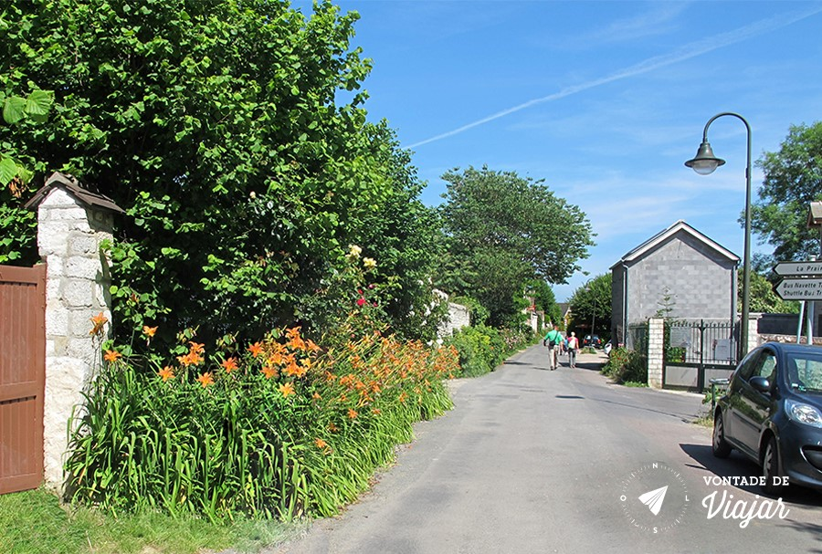 Giverny - Clima tranquilo em Giverny na Franca