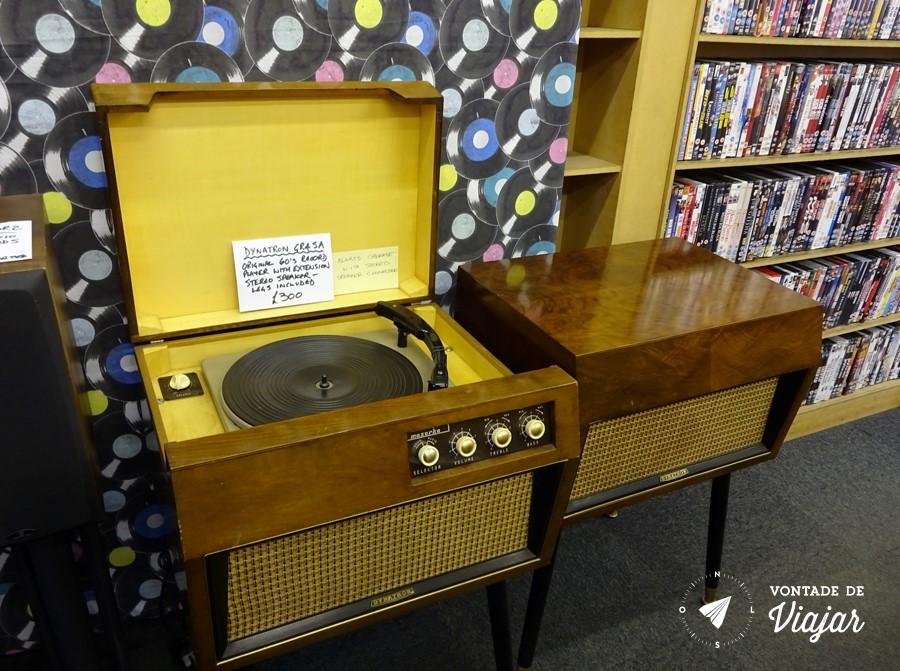 Dundee Escocia - Loja de discos vinil Grouchos