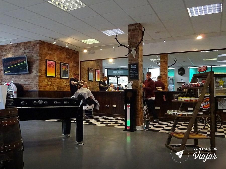 Dundee Escocia - Salao Hard Grind Exchange Street