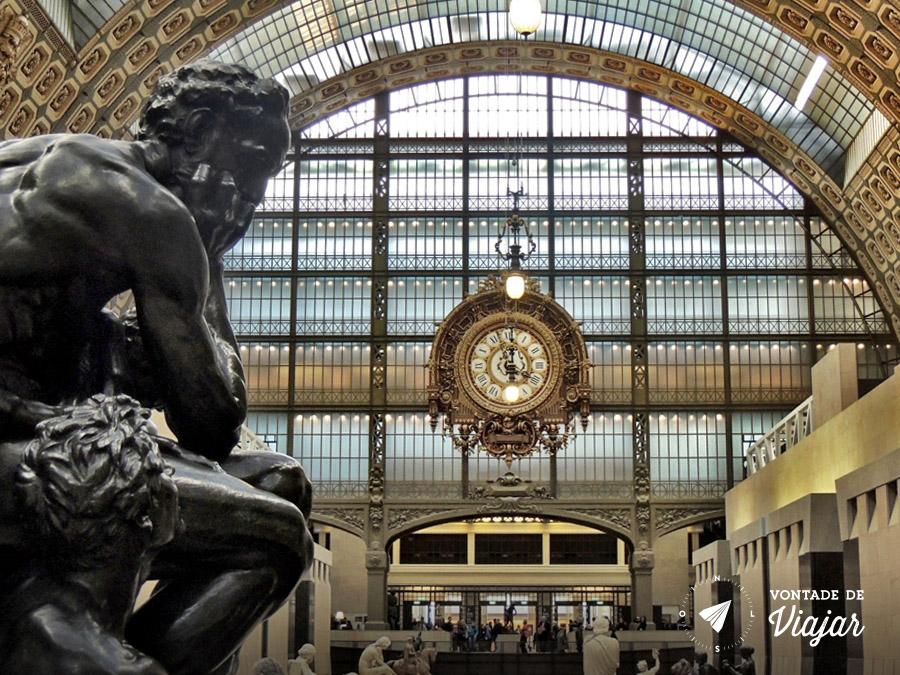 Melhores museus do mundo - Museu dOrsay em Paris