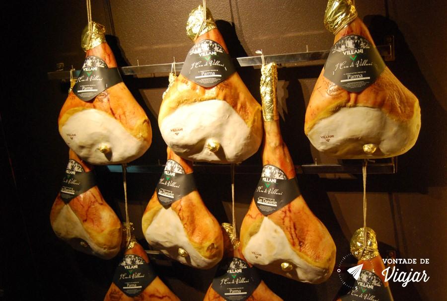 Modena - Presuntos Museu do Salame