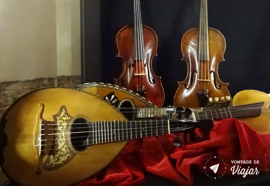 Veneza - Museu da Musica Igreja de Sao Mauricio