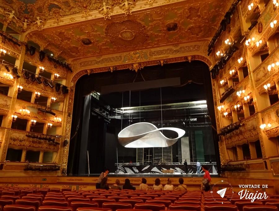 Veneza - Teatro La Fenice