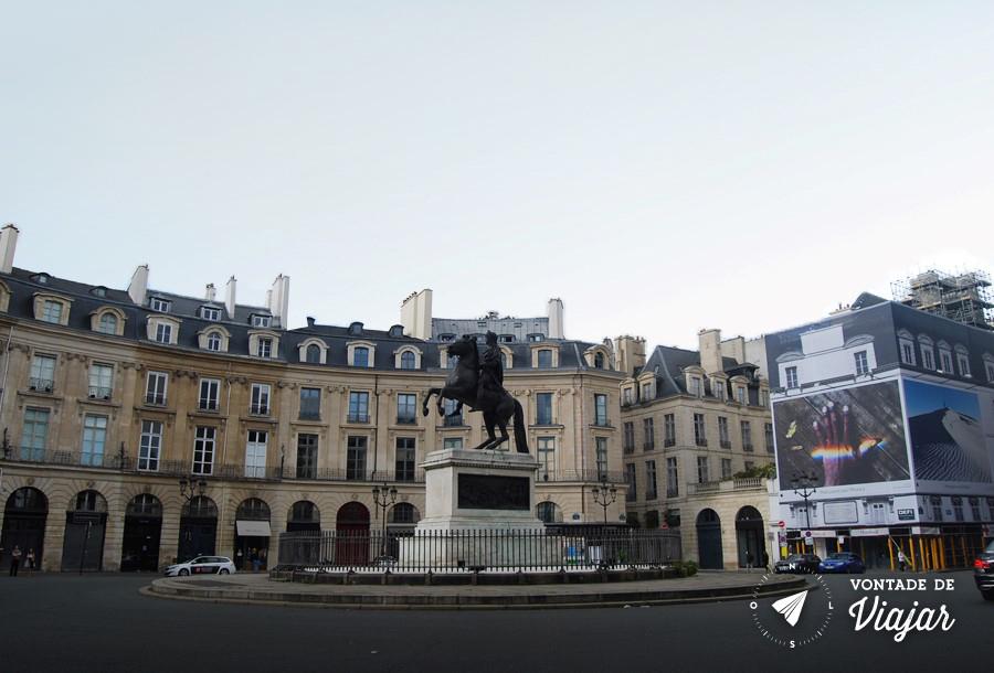 Pracas Reais de Paris - Victoires