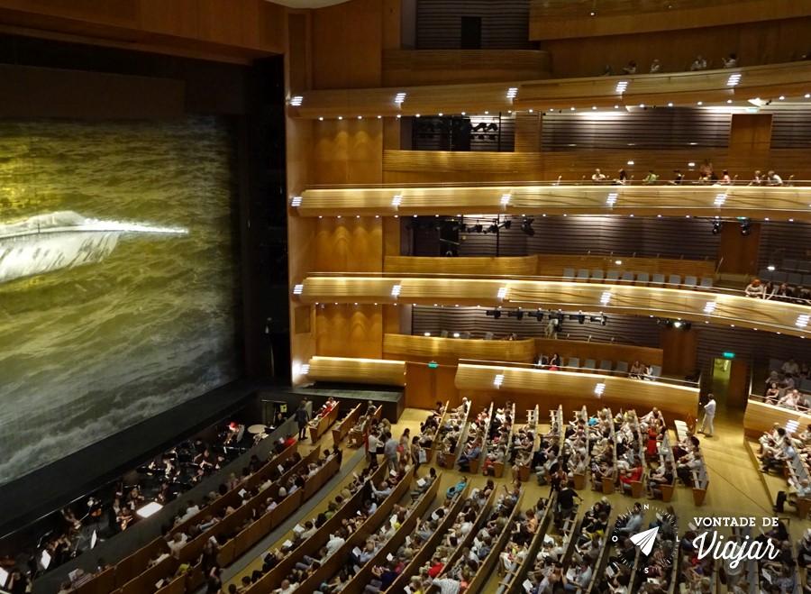 Russia Teatro Marinski II - Plateia