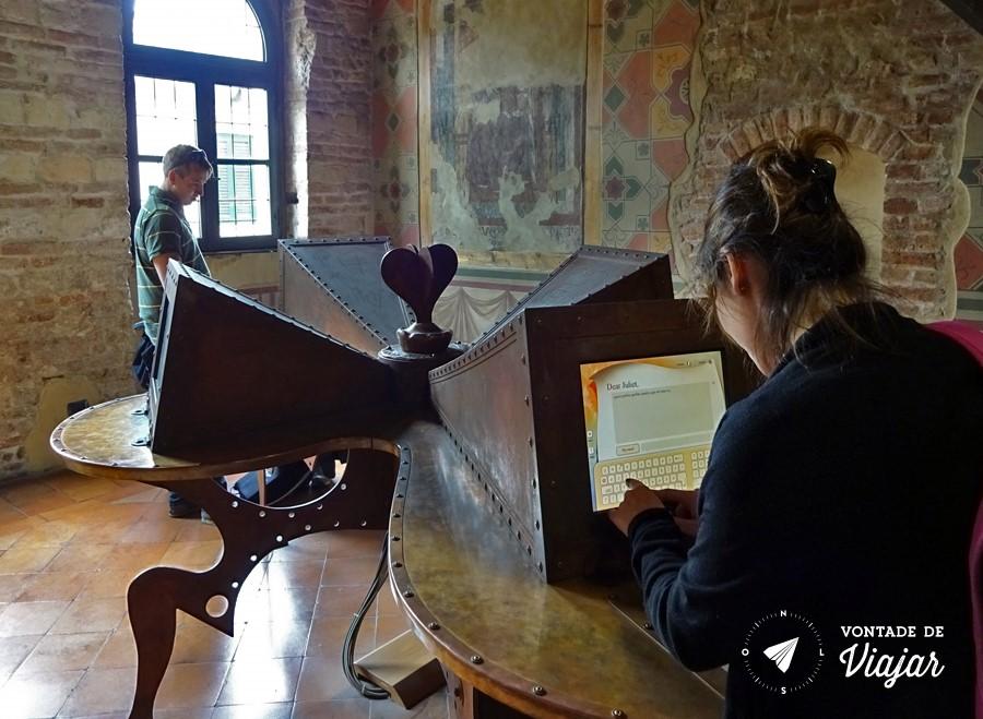 Romeu e Julieta História - Cartas para Julieta