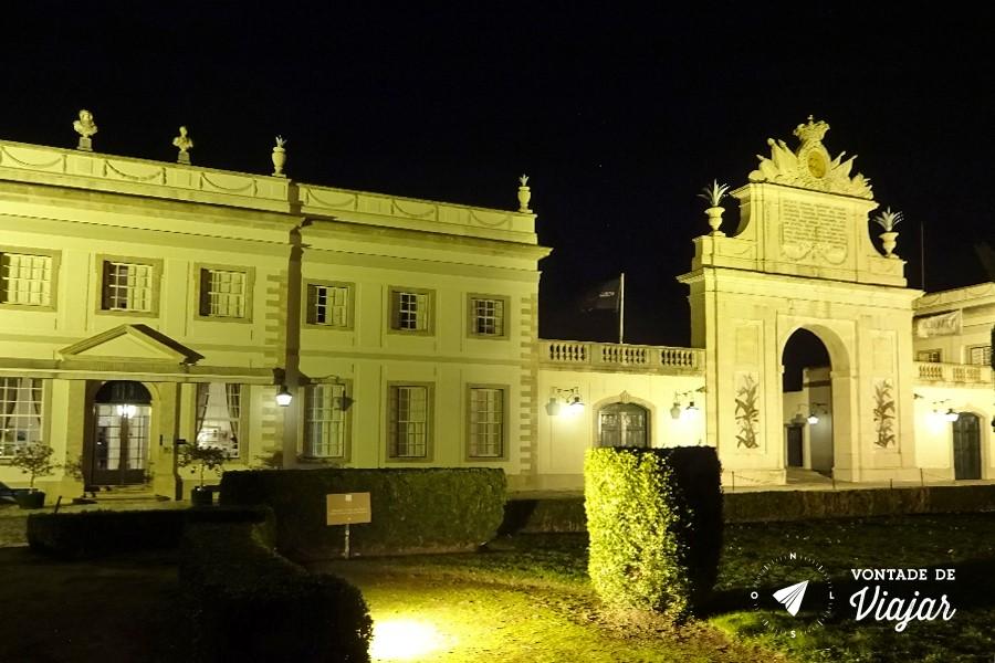 Sintra Eca de Queiroz - Palacio de Seteais