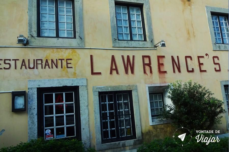 Sintra Eca de Queiroz - Pousada Lawrences Hotel