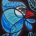 Street art em Montevideu - Graffiti no Bairro Sur