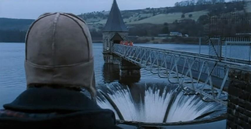 Filmes no Reino Unido - Submarine - Reservatorio Pontsticill no Pais de Gales