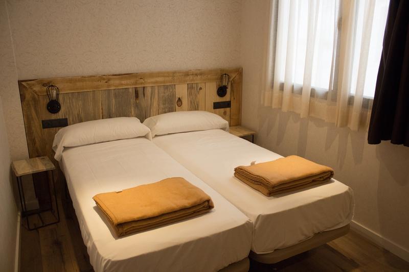 Hostel em Sevilha - Quarto de casal