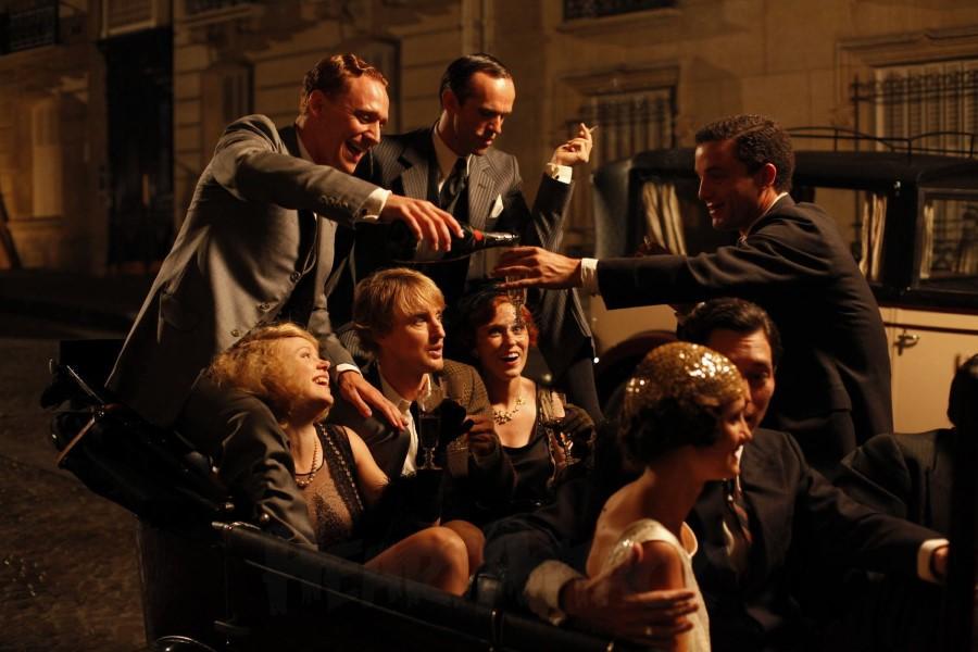 Meia noite em Paris - Viagem no tempo