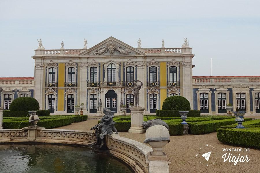 Portugal - Palacio de Queluz Sintra