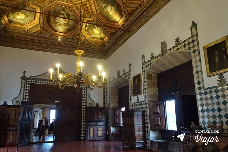Sintra Eca de Queiroz - Palacio Nacional de Sintra