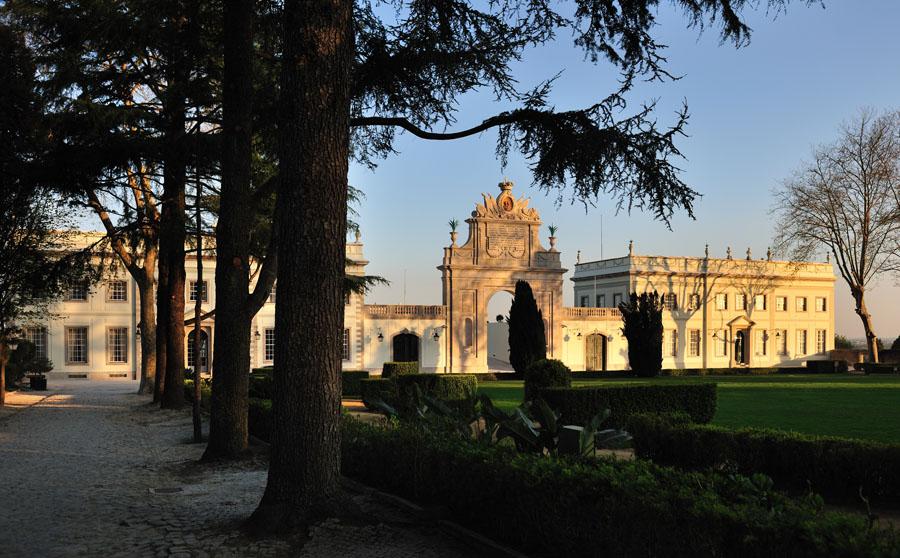 Sintra - Palacio Seteais - Foto Hall do Turismo