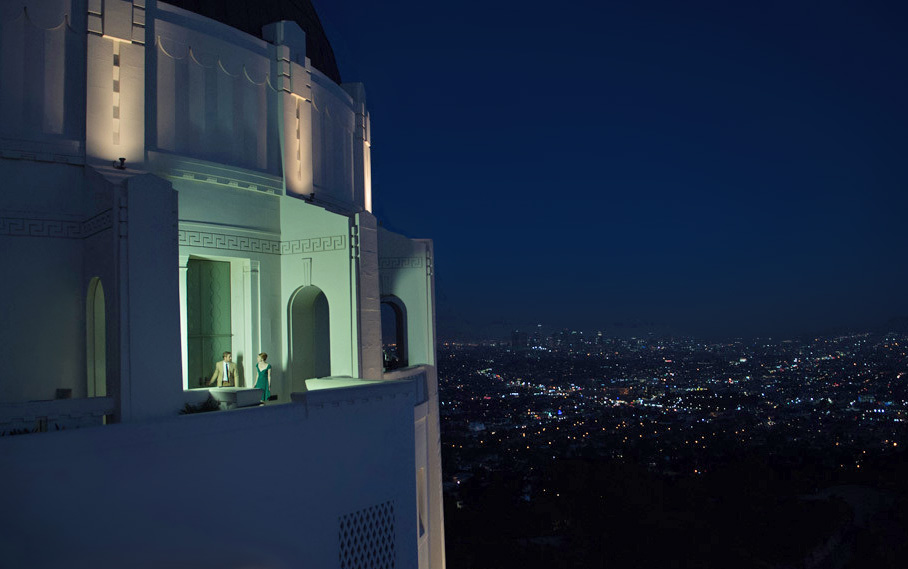 La La Land Los Angeles - Observatorio de Griffith