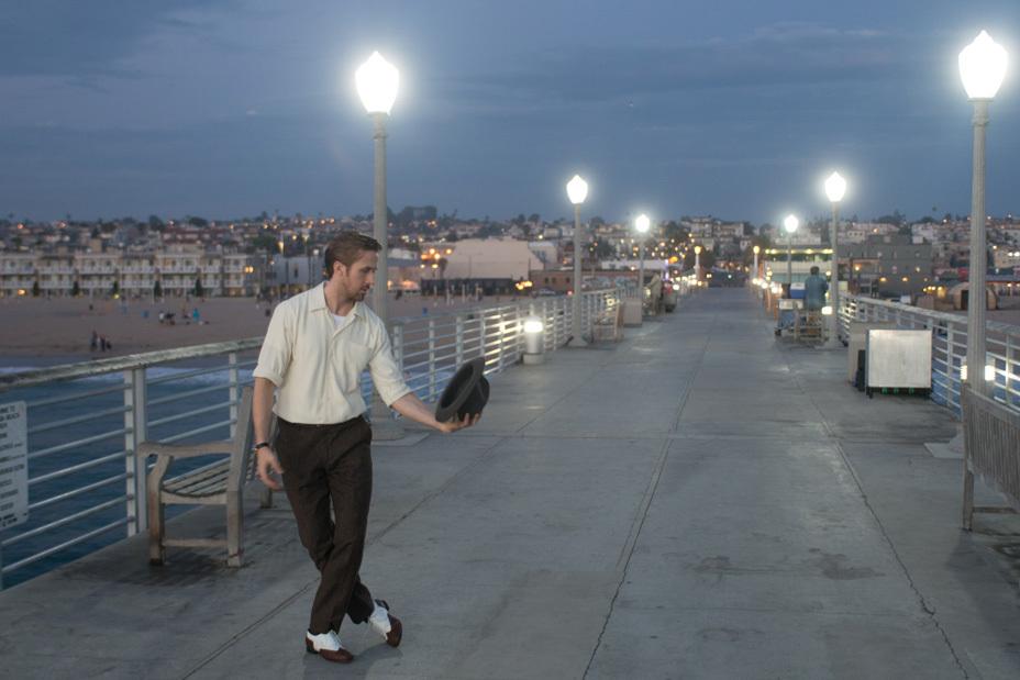 La La Land Los Angeles - Pier de Hermosa Beach