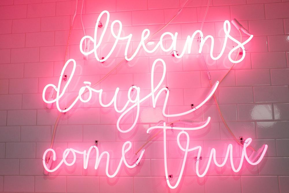 NY loja de doces que faz fila - Cookie Dough Nova York