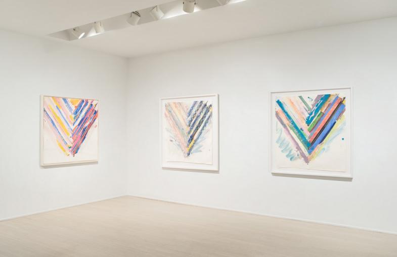 Galerias de arte em Nova York - Pace Gallery - Kenneth Noland