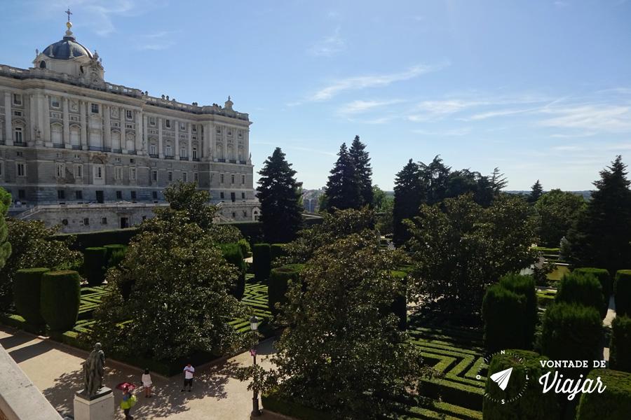 Madri - Palacio Real de Madri